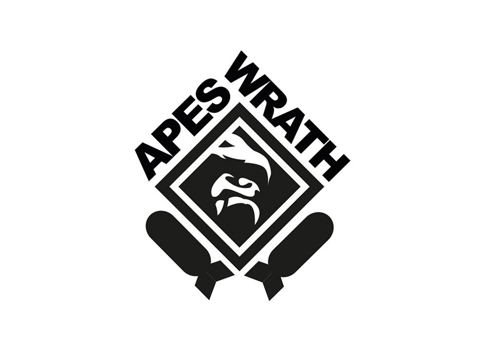 Apes of Wrath ultimate frisbee jersey design