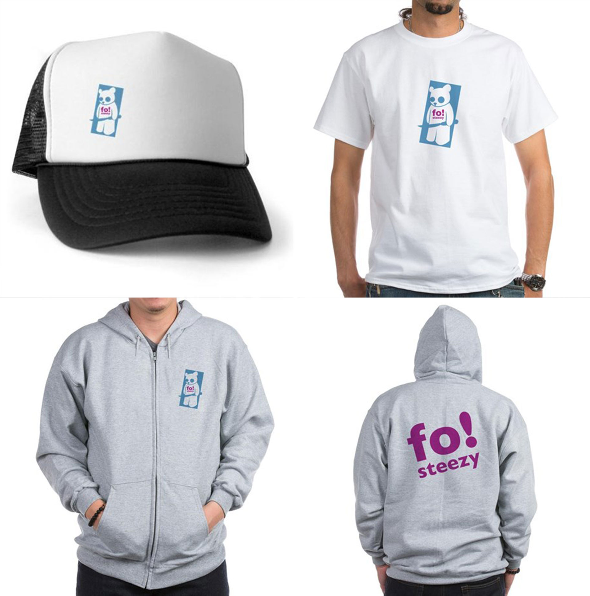 fosteezy apparel mockups